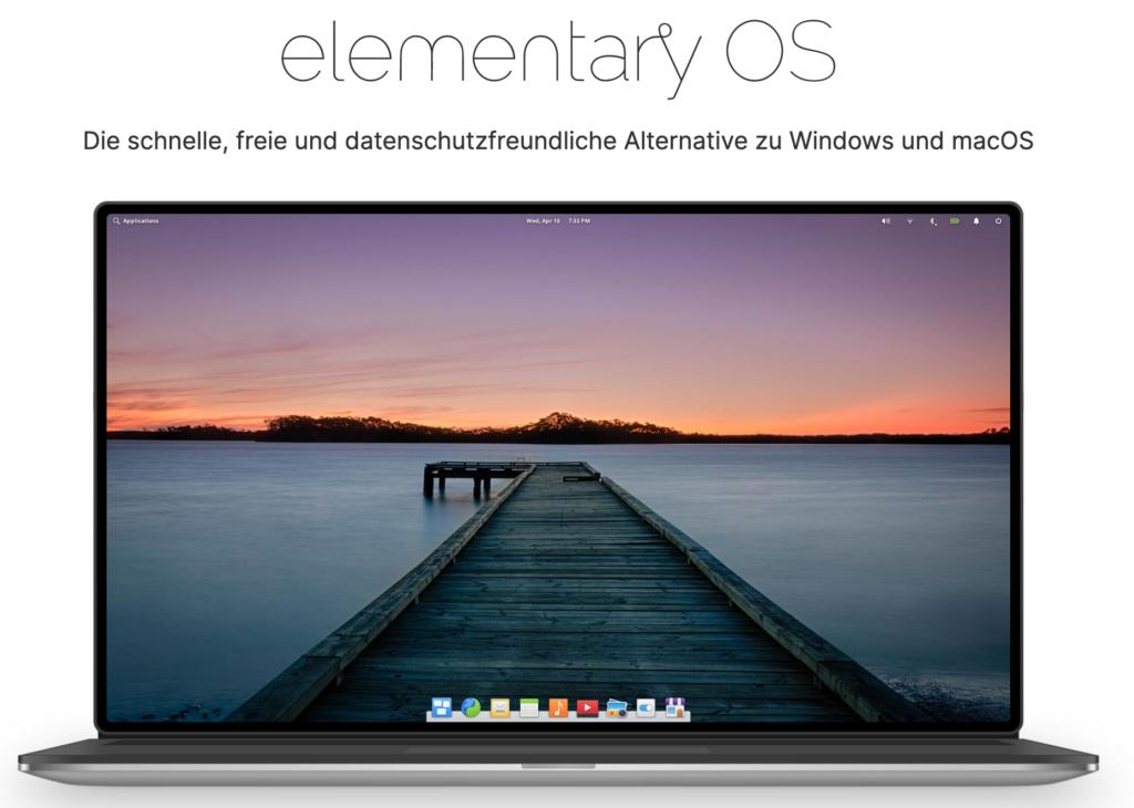 Der Ubuntu-Ableger elementary OS